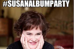 Susan Boyle Twitter Fail
